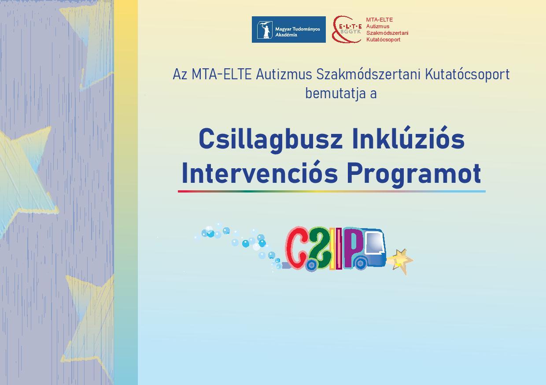 Megjelent a CsIIP Tájékoztató Kiadvány
